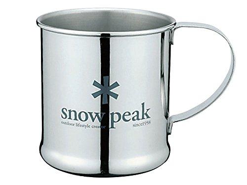 【新品】 スノーピーク(snow peak) ステンレスマグカップ E-010R