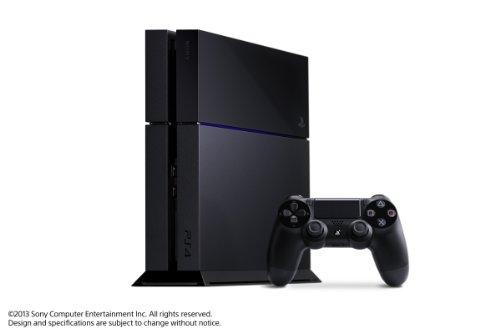 【新品】 PlayStation 4 ジェット・ブラック 500GB (CUH-1000AB01) 【メーカー生産終了】