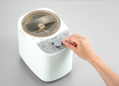 【新品】 TWINBIRD コンパクト精米器 精米御膳 ホワイト MR-E520W