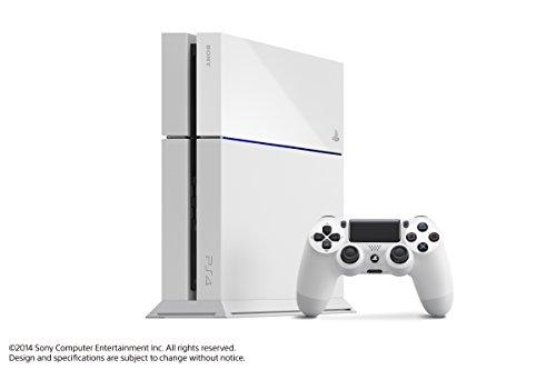 【新品】 PlayStation4 グレイシャー・ホワイト 500GB (CUH1100AB02)【メーカー生産終了】