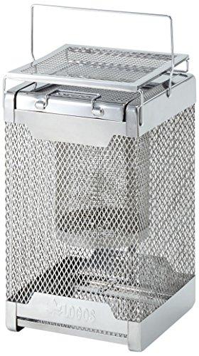 【新品】 ロゴス 調理もできるあったかストーブ 暖房調理器具 チャコグリルストーブ 81064116