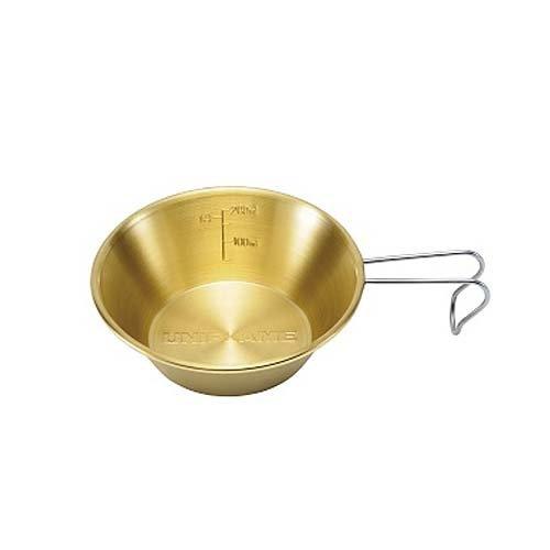 【新品】 ユニフレーム(UNIFLAME) UFシェラカップ プラス 300 668078