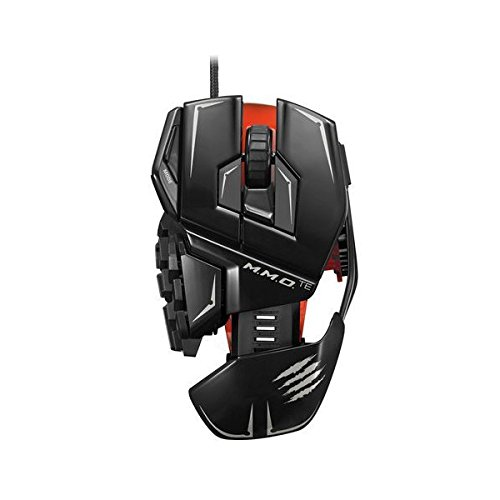 【新品】 M.M.O. TE トーナメントエディション ゲーミングマウス ブラック