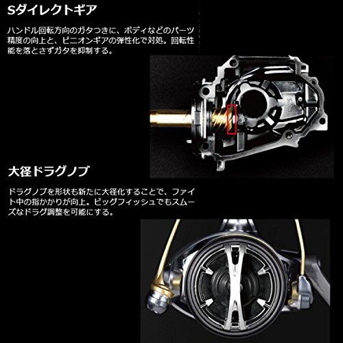 シマノ リール 16 ヴァンキッシュ C2500HGS