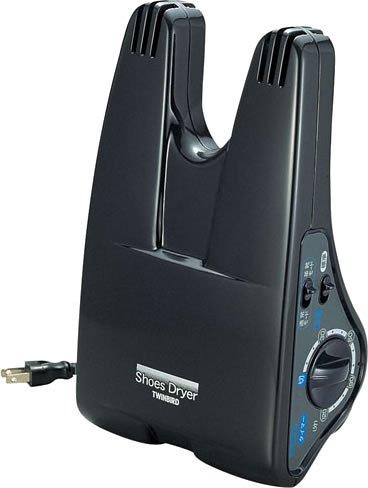 【新品】 ツインバード くつ乾燥機 シューズパルST SD-4643GY