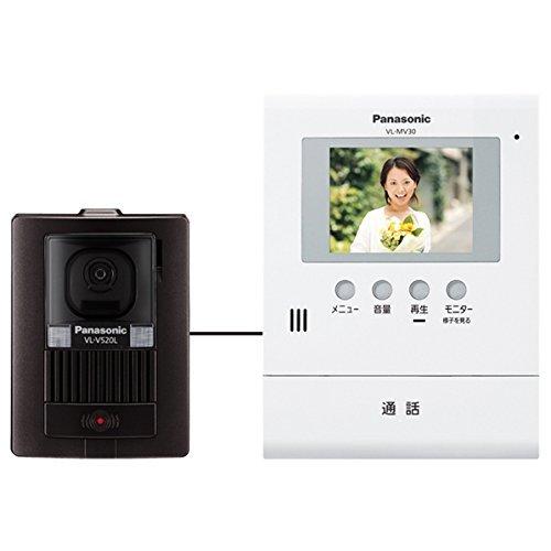 【新品】 パナソニック カラーテレビドアホン VL-SV31KL