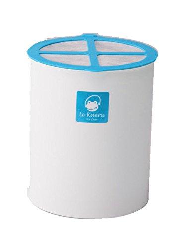 【新品】 家庭用生ごみ処理器 ル・カエル基本セット ブルー