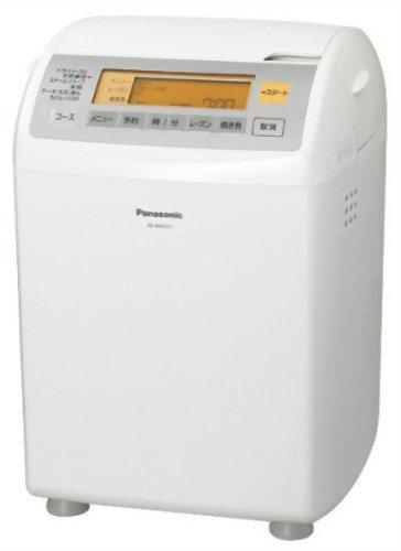 【新品】 パナソニック ホームベーカリー シルバーホワイト SD-BMS151-SW