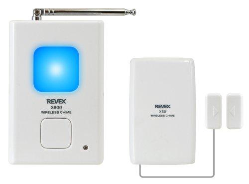 【新品】 ドア窓チャイムセット X830