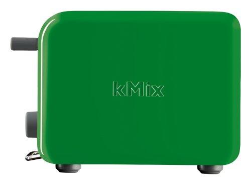 【新品】 デロンギ ケーミックスコレクション ブティック ポップアップトースター グリーン TTM020J-GR