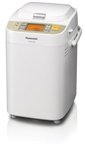 【新品】 パナソニック ホームベーカリー 1斤タイプ シャンパンホワイト SD-BMS106-NW