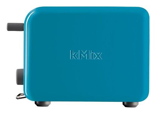 【新品】 デロンギ ケーミックスコレクション ブティック ポップアップトースター ブルー TTM020J-BL