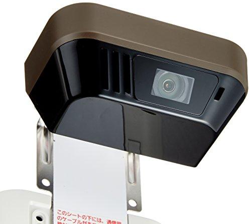 【新品】 Panasonic ワイヤレスドアモニター ドアモニ モカ ワイヤレスドアカメラ+モニター親機 各1台セット VL-SDM110-T
