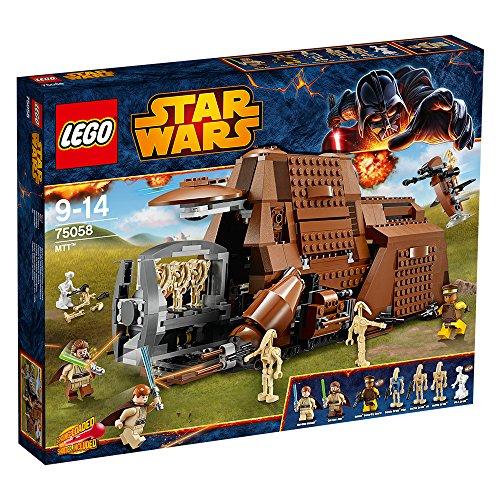 【新品】 レゴ LEGOスターウォーズ 75058 MTT