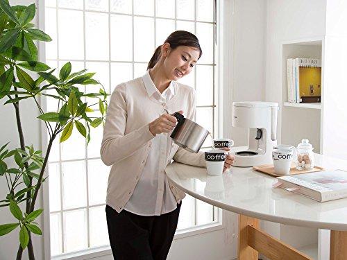 【新品】 タイガー コーヒー メーカー 6杯用 ステンレス サーバー ホワイト ACC-S060-W Tiger