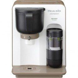 【新品】 SHARP ヘルシオお茶プレッソ ブラウン系 スタンダードタイプ TE-GS10B-T