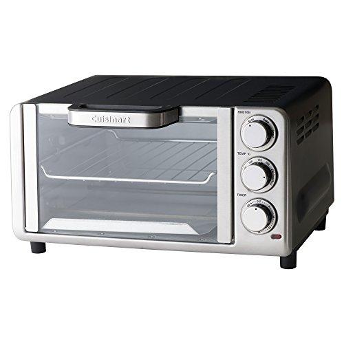 【新品】 クイジナート オーブントースター コンパクトトースターオーブンブロイラー TOB-80J