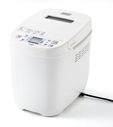 【新品】 ツインバード ホームベーカリー ホワイト PY-E635W