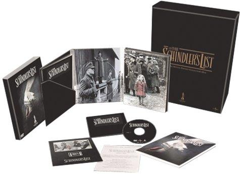 【新品】 シンドラーのリスト コレクターズ・エディションBOX (数量限定5000セット) [DVD]