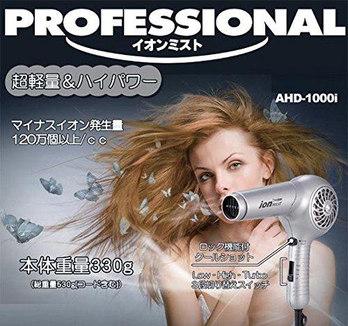 【新品】 Onedamワンダム イオンミストドライヤー 業務用 軽量 AHD-1000i 948954