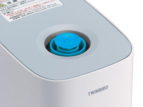 【新品】 TWINBIRD パーソナル加湿器 SK-D975W ホワイト SK-D975W