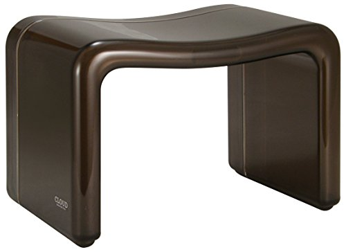 【新品】 シンカテック 角型 風呂椅子 MX CLOUD クラウド ブラウン