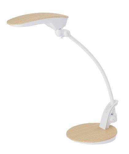 【新品】 SWAN スワン電器 Noel 卓上LEDライト 電球色LEDタイプ ナチュラル PEX-03NA