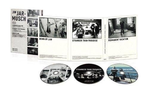 【新品】 ジム・ジャームッシュ 初期3部作 Blu-ray BOX(初回限定生産)(Blu-ray Disc)
