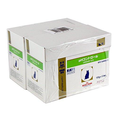 【新品】 ロイヤルカナン 療法食 PHコントロールパウチ 猫用 ウェット 100g×24個