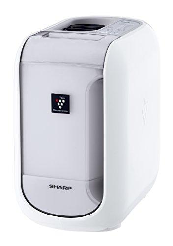 【新品】 SHARP プラズマクラスター25000搭載加湿イオン発生機 グレー系 IG-GK100-H