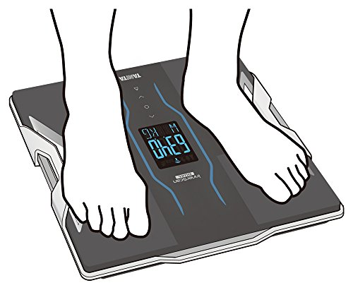 【新品】 タニタ 体重・体組成計 インナースキャンデュアル スマホ対応 ブラック RD-903-BK