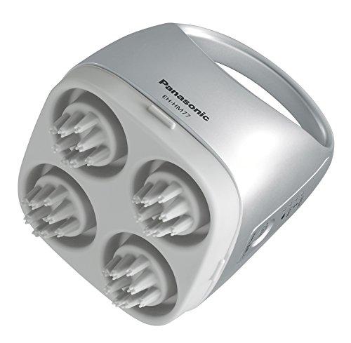 【新品】 パナソニック 頭皮エステ 皮脂洗浄タイプ シルバー EH-HM77-S