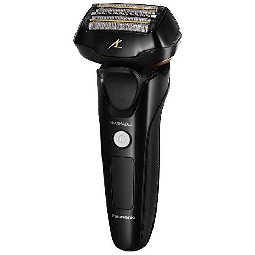 【新品】 パナソニック メンズシェーバー(黒)Panasonic ラムダッシュ 【5枚刃】 ES-LV5A の限定モデル ES-CLV5A-K