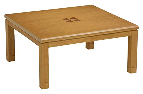 【新品】 家具調こたつ 80×80cm