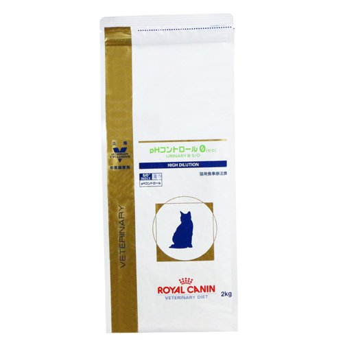 【新品】 ロイヤルカナン 療法食 pHコントロール0 ドライ 猫用 2kg