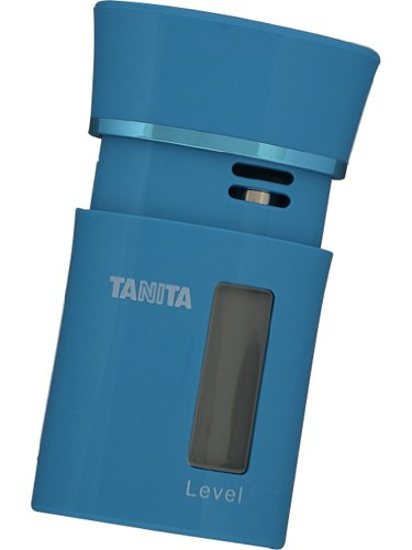 【新品】 タニタ ブレスチェッカーミニ HC-212M-BL(ブルー)