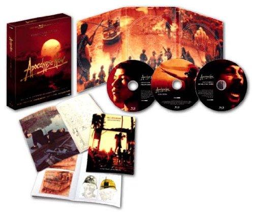 【新品】 地獄の黙示録 3Disc コレクターズ・エディション (初回生産限定) [Blu-ray]
