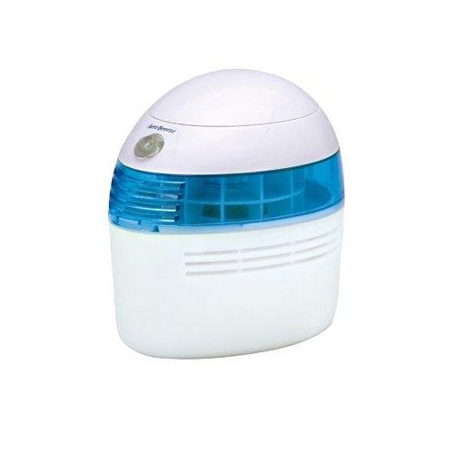 【新品】 ELAICE (エレス) AeroBreeze mini エアロブリーズミニ コンパクト気化式加湿器 ブルー