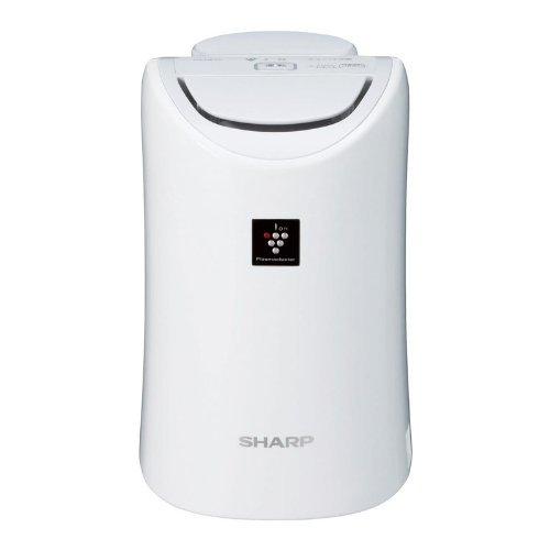 【新品】 SHARP プラズマクラスター搭載 デスクトップ用 加湿機能付イオン発生機 ホワイト系 IG-DK1S-W