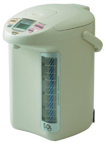 【新品】 海外向け 象印 マイコン式電動給湯ポット CD-LCQ50-WG (AC220-230V)