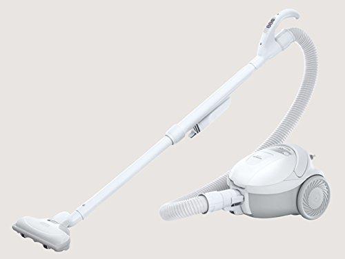 【新品】 日立 紙パック式掃除機 軽量・コンパクト ホワイト CV-VP5 W