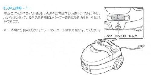 【新品】 ツインバード サイクロン家庭用クリーナー ワインレッド YC-5019WR