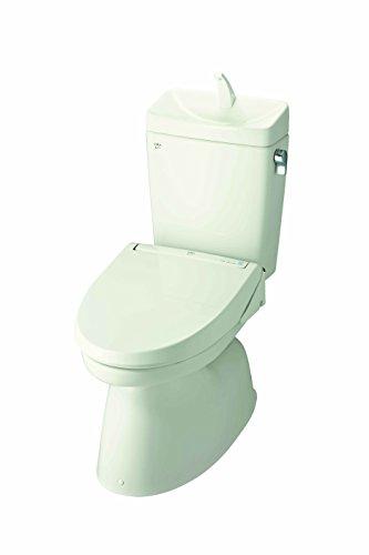 【新品】 INAX 【日本製で3年保証&スッキリノズルシャッター搭載の連続出湯式】 温水洗浄便座 シャワートイレ オフホワイト CW-RW20/BN8