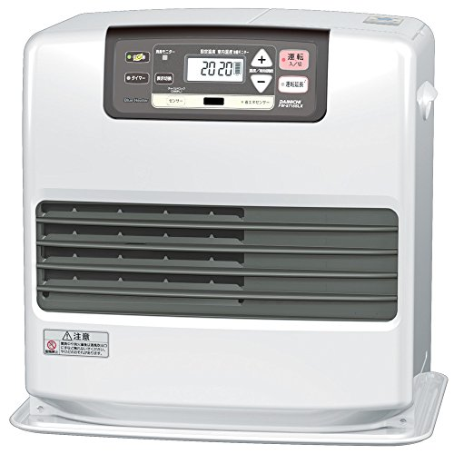 【初売り】 FW-5715SLX-W 【新品】 ダイニチ 家庭用石油ファンヒーター SLXタイプ-季節・空調家電