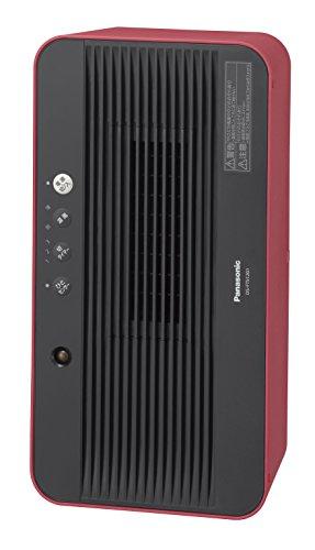 【新品】 パナソニック コンパクトセラミックファンヒーター ひとセンサー付 レッド DS-FTS1201-R