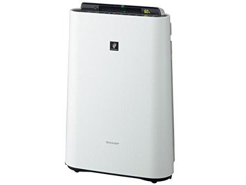 【新品】 シャープ 加湿空気清浄機 プラズマクラスター搭載 ~17畳 ホワイト KC-F70-W