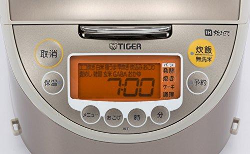 【新品】 タイガー IH 炊飯器 一升 シャンパンベージュ 炊きたて 炊飯 ジャー JKT-W180-CC Tiger