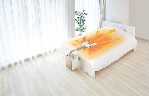 【新品】 日立 布団乾燥機 アッとドライ 衣類・靴対応 マット不要 シャンパンゴールド HFK-VH700 N
