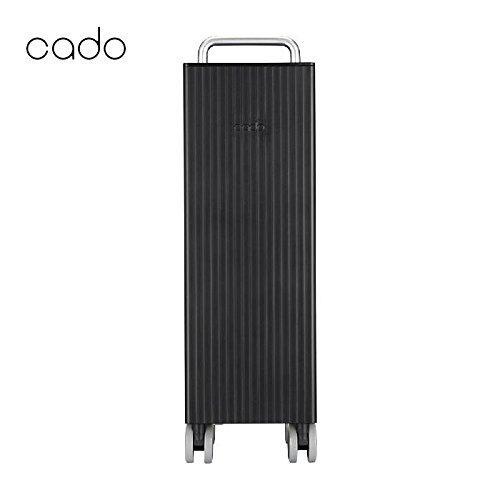 【新品】 カドー 除湿機(木造8畳/コンクリート造16畳まで ブラック)cado DH-C7000-BK