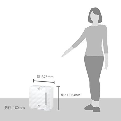 【新品】 パナソニック 加湿機 気化式 ~14畳 ホワイト FE-KFM05-W